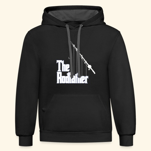 rod father - Contrast Hoodie