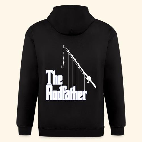 rod father - Men's Zip Hoodie