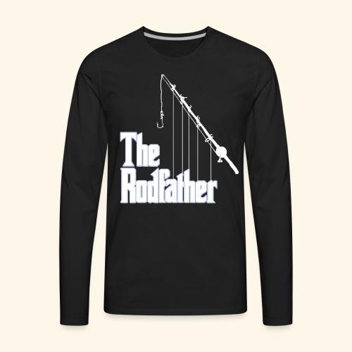 rod father - Men's Premium Long Sleeve T-Shirt