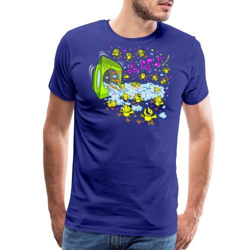Chick Foam party - Men's Premium T-Shirt