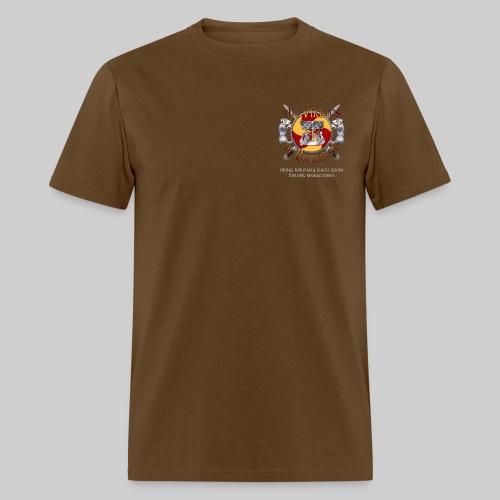 Vikings of Bjornstad Men's Heavyweight T-Shirt - Men's T-Shirt