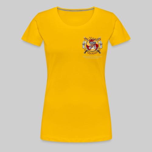 Vikings of Bjornstad Men's Heavyweight T-Shirt - Women's Premium T-Shirt