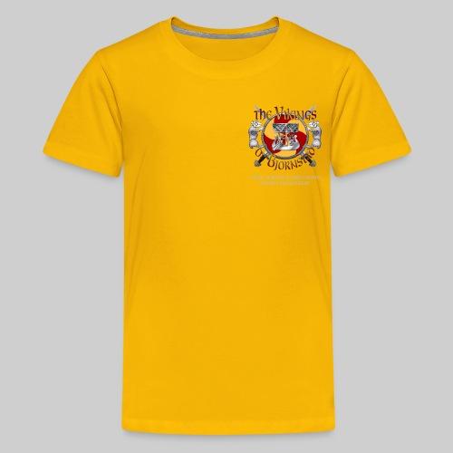 Vikings of Bjornstad Men's Heavyweight T-Shirt - Kids' Premium T-Shirt