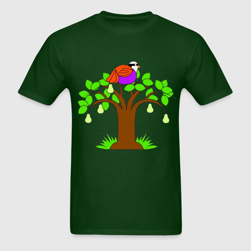 A Partridge in a Pear Tree T-Shirts - Men's T-Shirt