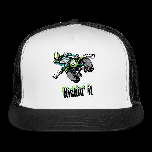 Kickin' It - Trucker Cap