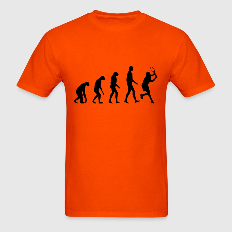 Evolution Tennis T-Shirts - Men's T-Shirt