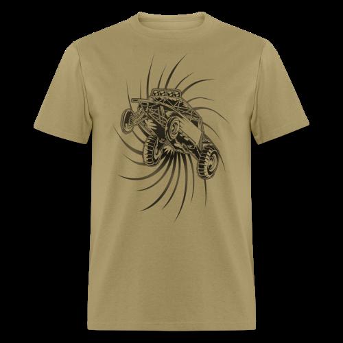 Buggy Blast Off - Men's T-Shirt
