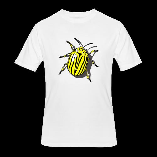 Bug T-Shirts Colorado Beetle - Men's 50/50 T-Shirt