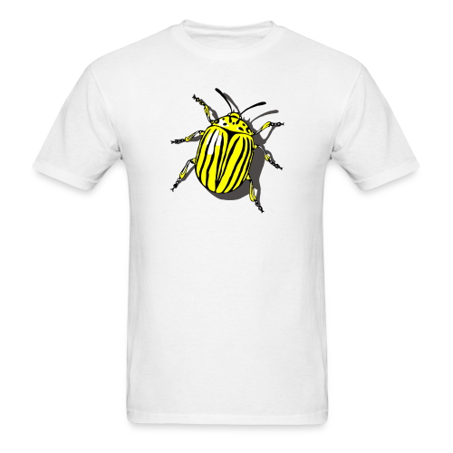 Bug T-Shirts Colorado Beetle - Men's T-Shirt
