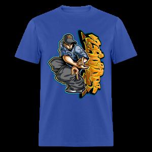 S-106 Cholo Hands 3XL - Men's T-Shirt