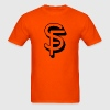 SF Letters T-shirt - Men's T-Shirt