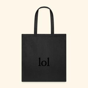 lol...ten thingy - Tote Bag