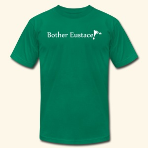 Bother Eustace! - Men's T-Shirt by American Apparel