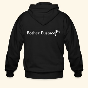Bother Eustace! - Men's Zip Hoodie