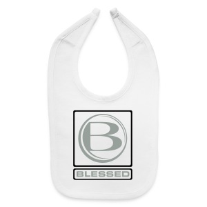 Blessed Toddler Sqaure - Baby Bib