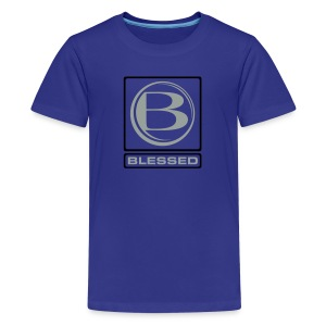 Blessed Toddler Sqaure - Kids' Premium T-Shirt