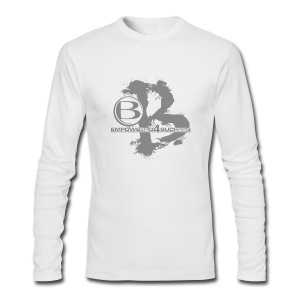Blessed Toddler BigB - Men's Long Sleeve T-Shirt by Next Level