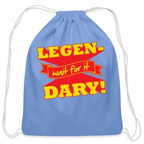 Legen-Dary Children's T-Shirt - Cotton Drawstring Bag