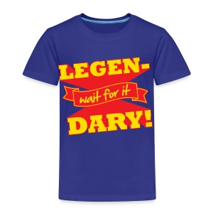 Legen-Dary Children's T-Shirt - Toddler Premium T-Shirt