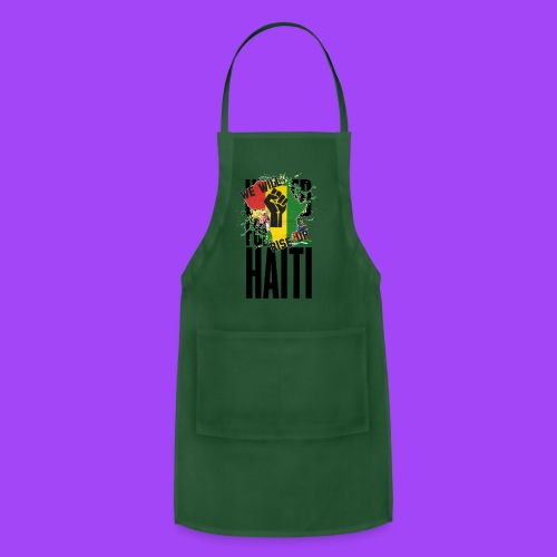 Hope for Haiti - Adjustable Apron