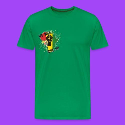 Hope for Haiti - Men's Premium T-Shirt