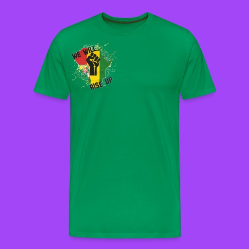 Hope for Haiti - Men's Premium T-Shirt