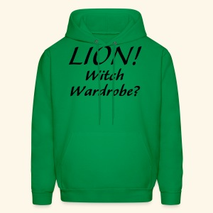 Lion! Witch Wardrobe? - Men's Hoodie