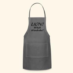 Lion! Witch Wardrobe? - Adjustable Apron