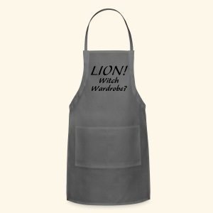 Lion! Witch Wardrobe? - Adjustable Apron