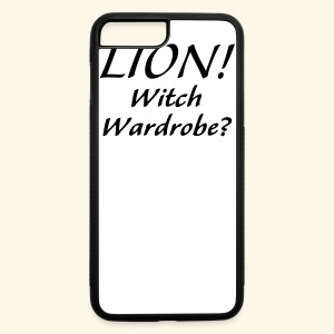 Lion! Witch Wardrobe? - iPhone 7 Plus/8 Plus Rubber Case
