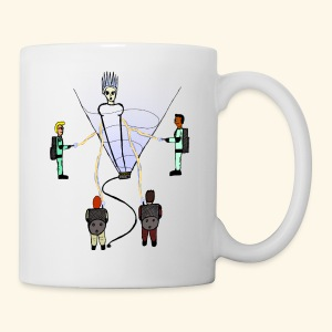 Busting in Narnia - Coffee/Tea Mug