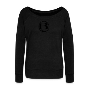 With Her - st - Women's Wideneck Sweatshirt