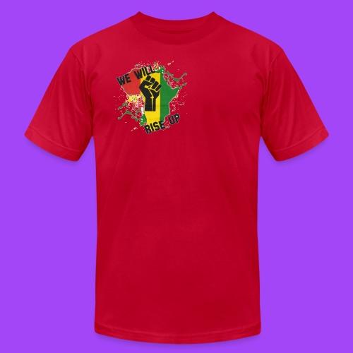 Hope for Haiti - Men's Fine Jersey T-Shirt