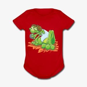 Pétanque - Short Sleeve Baby Bodysuit