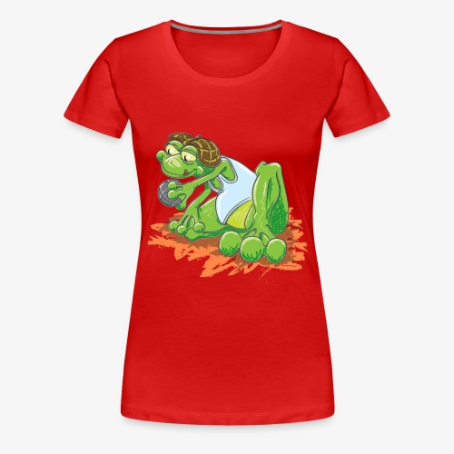 Pétanque - Women's Premium T-Shirt