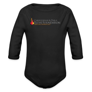 Reeve Foundation Toddlers Tee - Long Sleeve Baby Bodysuit