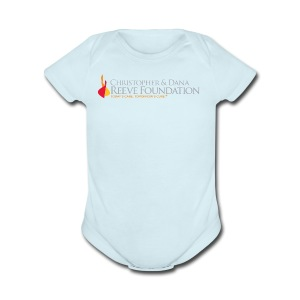 Reeve Foundation Toddlers Tee - Short Sleeve Baby Bodysuit