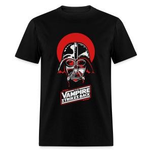 the Vampire Strikes Back - Men's Heavyweight - Men's T-Shirt