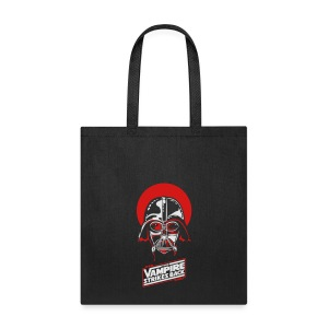 the Vampire Strikes Back - Men's Heavyweight - Tote Bag