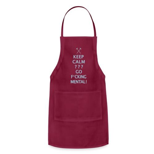 Keep Calm - Hammers - Adjustable Apron