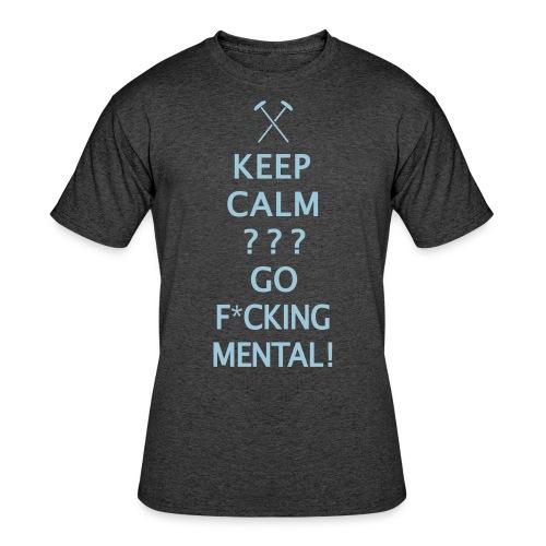Keep Calm - Hammers - Men's 50/50 T-Shirt
