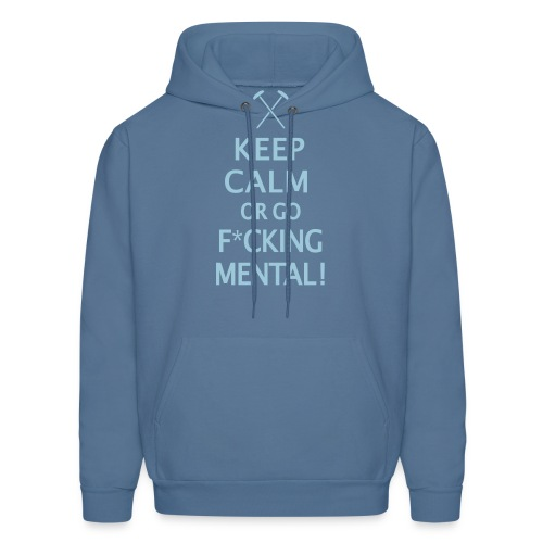 Keep Calm - Hammers - Men's Hoodie