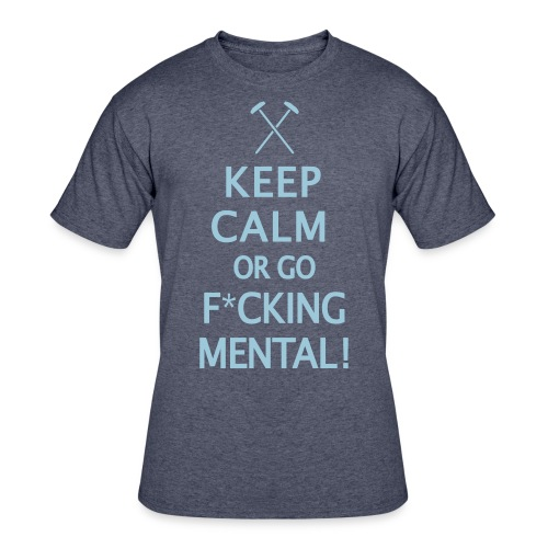Keep Calm - Hammers - Men's 50/50 T-Shirt