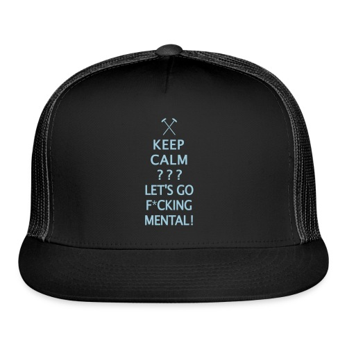 Keep Calm - Hammers - Trucker Cap