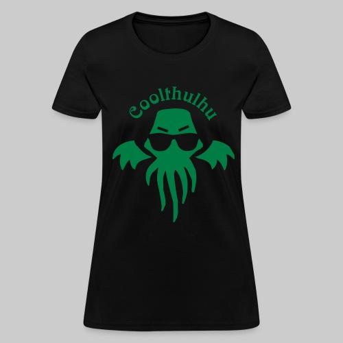 WTHw1c: Coolthulhu - Women's T-Shirt