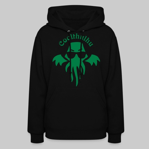 WTHw1c: Coolthulhu - Women's Hoodie