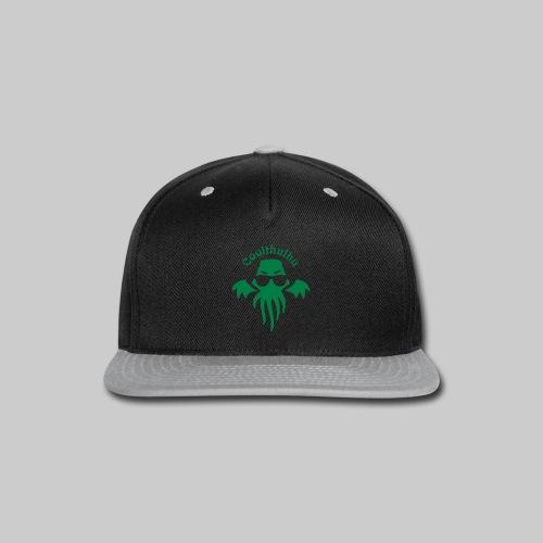 WTHw1c: Coolthulhu - Snap-back Baseball Cap