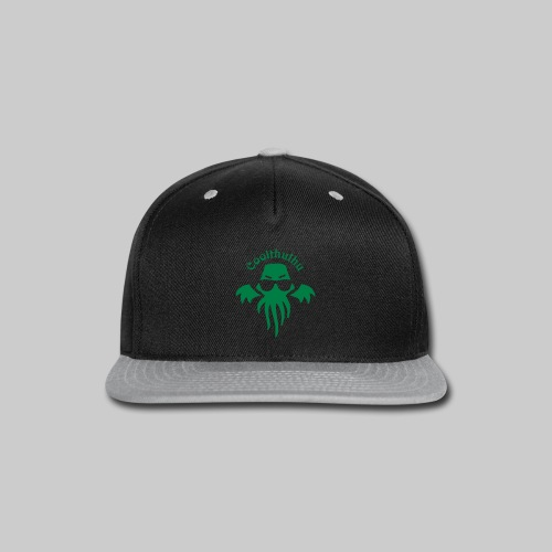 WTHw1c: Coolthulhu - Snap-back Baseball Cap