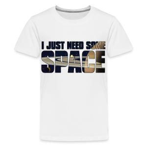 Space shirt - Kids' Premium T-Shirt