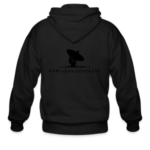 Equation t-shirt - Men's Zip Hoodie